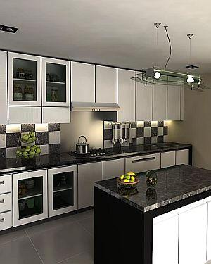 Foto: Kitchen Set Cantik, Berkualitas, Harga Super Spesial