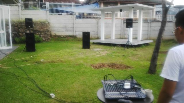 Foto: Sewa Sound System High Quality