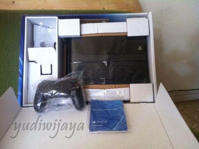 Foto: Jual New Sony Playstion 4 Pro dan Handphone Baru Original Fullset