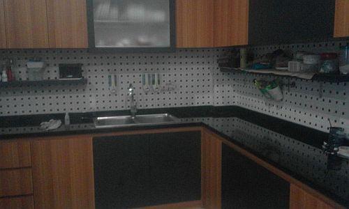 Foto: Jasa Granit Marmer, Lemari Dapur Kitchenset Murah Jabodetabek