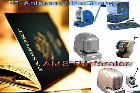 Foto: Mesin Perforator, Mesin Porporasi, Service Perforator