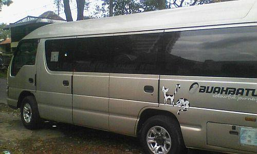 Foto: Sewa Bus Wisata