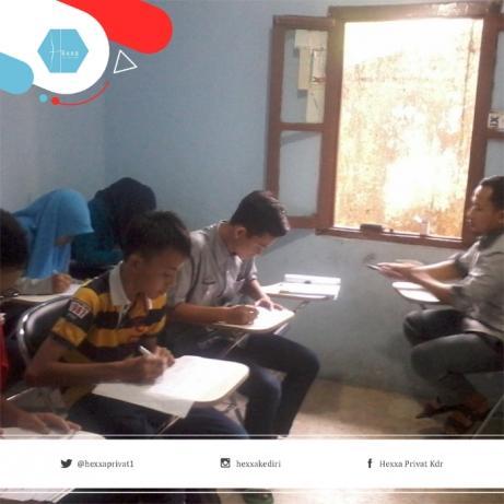 Foto: Bimbingan Belajar Hexxa Academy Kediri