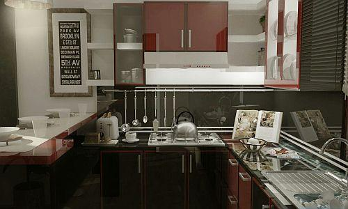 Foto: Jasa Kitchen Set Surabaya Berpengalaman