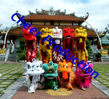 Foto: Barongsai Liong Cheer Production