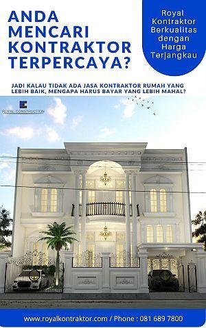 Foto: Kontraktor Terpercaya & Berkualitas Indonesia Dengan Harga Kompetitif