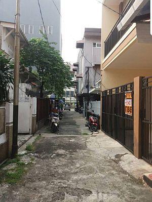 Foto: Jual Rumah Hasyim Ashari, Jakarta Pusat