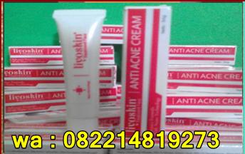 Foto: Obat Penghilang Jerawat Paling Ampuh Dan Aman Anti Acne Cream Liyoskin