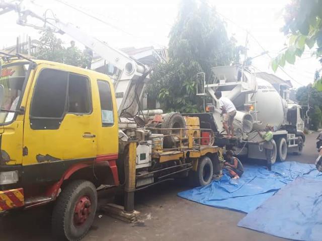 Foto: Harga Beton Ready Mix Per M3 Lampung
