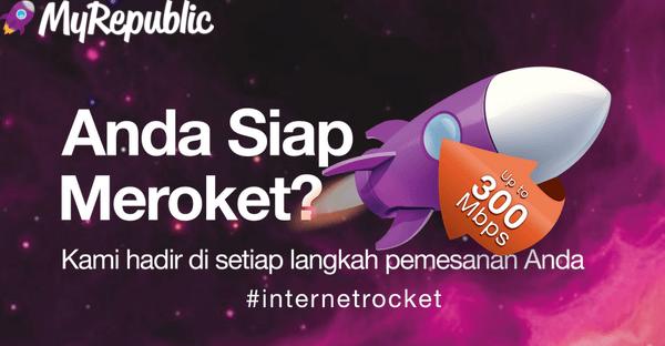 Foto: Internet WiFi My Republic Murah Bogor