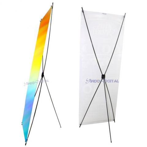 Foto: [Cetak+Stand] X-Banner 55Rb, Roll Banner 165Rb, Tripod+Hanging 255Rb [Mangga 2-Jkt]