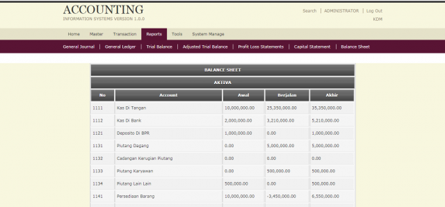 Foto: Sedia Accounting Basic Software Harga Terjangkau -111218