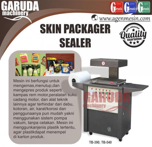 Foto: Mesin Pengemas Produk (Skin Packager Sealer)