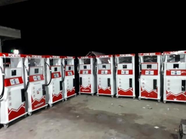Foto: Distributor Pom Mini Pertamini digital Pesan Bayar di Tempat