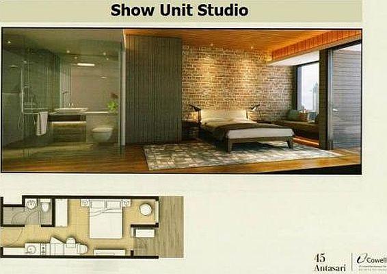 Foto: Take Over Apartemen Antasari 45 Studio