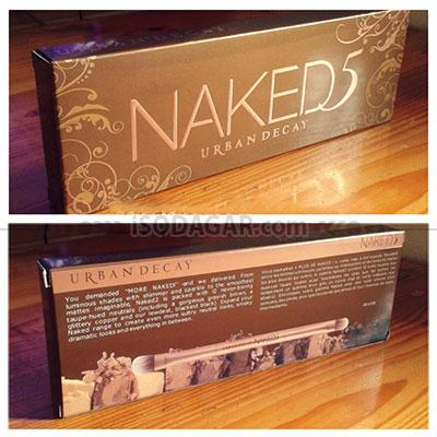 Foto: Jual New Naked 5 Urban Decay