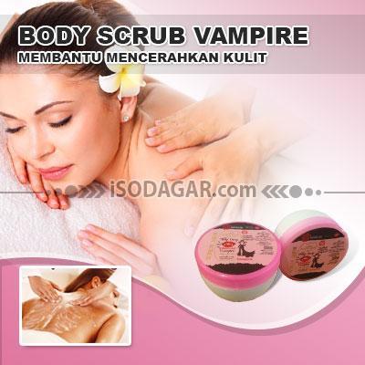 Foto: Jual Body Scrub Vampire Whitening Asli 100% Original