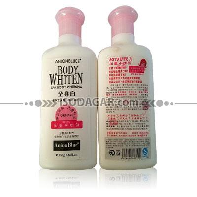 Foto: Jual Anion Blue Whitening Body Lotion (250gram)