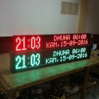 Foto: Led Running Text Murah