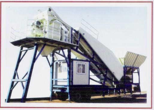 Foto: Mobile Batching Plant Stone Crusher