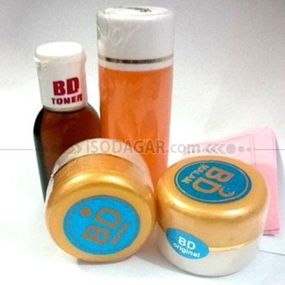 Foto: Jual Cream Baby Pink Platinum Segel BD (Cream Pencerah Wajah)