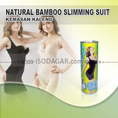 Foto: Jual Natural Bamboo Slimming Suit (Kemasan Kaleng)