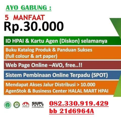 Foto: HPA Indonesia Herbal & Madu