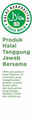 Foto: HPA Indonesia Herbal & Madu