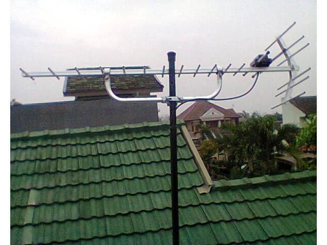 Foto: Jasa Pemasangan Antena Tv Digital & Service Wilayah Sejabodetabek