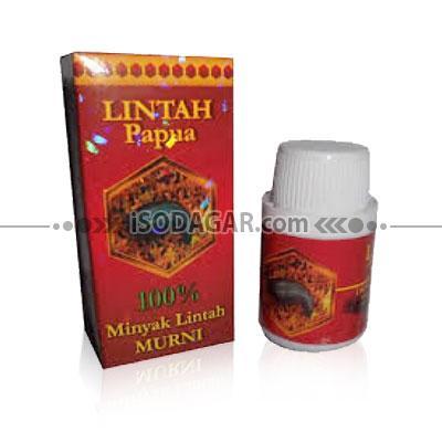 Foto: Jual Lintah Papua 100% Minyak Lintah Murni