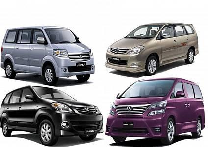 Foto: Sewa Mobil Jakarta Bulanan