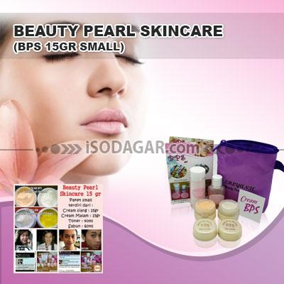 Foto: Jual Beauty Pearl Skincare (Cream BPS 15gr Small)
