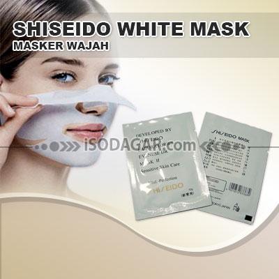 Foto: Jual Shiseido White Mask (Masker Wajah Original)