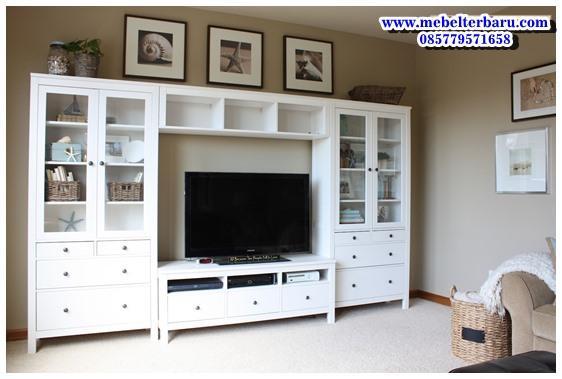 Foto: Bufet Tv Duco Putih
