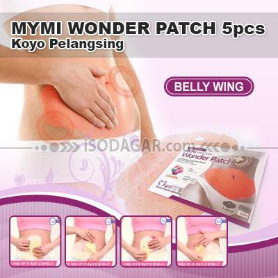 Foto: Jual Koyo Pelangsing (MYMI Wonder Patch 5pcs)