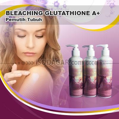 Foto: Jual Bleaching Glutathione A (Pemutih Tubuh Original)