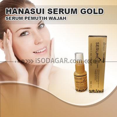 Foto: Jual Hanasui Serum Gold (Serum Pemutih Wajah)