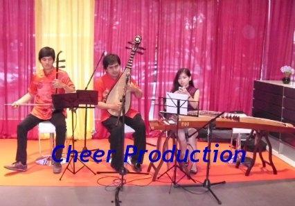 Foto: Musik Mandarin Studio 10