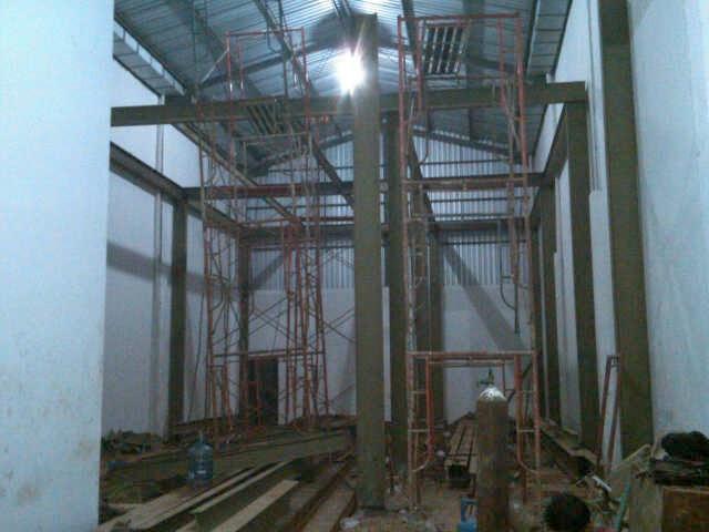 Foto: Konstruksi Baja