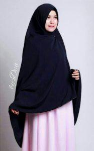 Foto: Jilbab Khimar Ainun
