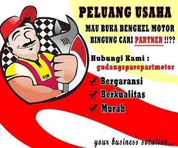 Foto: Distributor Spare Part Motor Murah