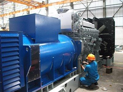 Foto: Jual Genset Mitsubishi Heavy Industry (mhi), Agen Tunggal Resmi Di Indonesia