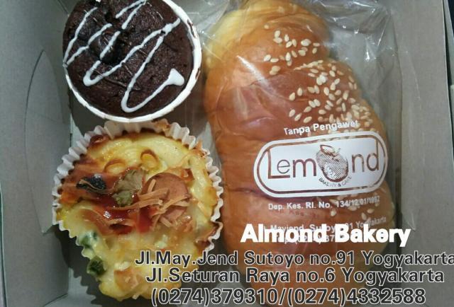 Foto: Snack | Snack Box | Snack Box Jogja | Almond Bakery Jogja