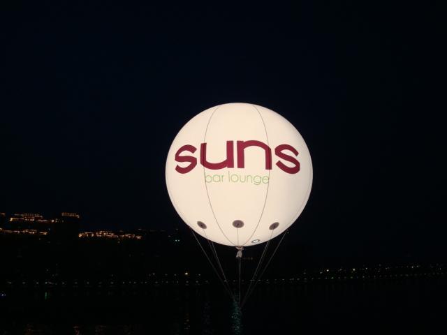 Foto: Balon Light Balon Led