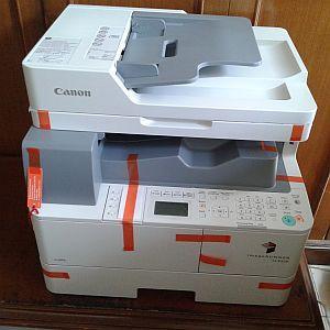 Foto: Jual Mesin Fotocopy Baru Canon